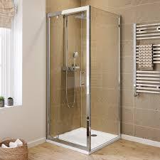 Cw Shower Doors by 900 X 900 Pivot Hinge 6mm Glass Shower Enclosure Reversible Door