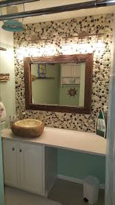 Mirror Tile Backsplash Kitchen by 120 Best Backsplash Ideas Pebble And Stone Tile Images On