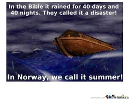Norway Meme - summer in norway by jollylodger meme center