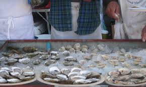 the wellfleet oysterfest the foodie pilgrim