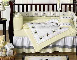 Design Crib Bedding Designer Unique Bumble Bee Baby Bedding 9 Pc Crib Set Only 189 99