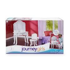 Vanity Playset Journey Girls Wooden Vanity Set Toys