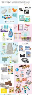 popular baby registry baby registry essentials list of must haves baby