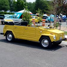 volkswagen thing yellow vwvortex com 1973 vw thing for sale