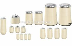 kitchen storage canister metal kitchen storage canister jars bins box set with stainless