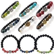 gemstone charm bracelet images 12 styles 7 chakras gemstone bracelet natural stones yoga reiki jpg