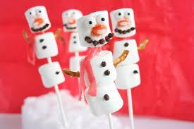 snowman marshmallows snowman marshmallow pops holley grainger