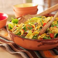 catalina taco salad recipe taste of home