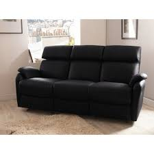 canapé relax cuir pas cher canape relax 2 places cuir achat vente canape relax 2 places