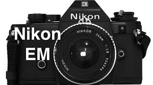 nikon em slr video manual youtube