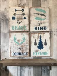 Rustic Nursery Decor Rustic Nursery Woodland Nursery Decor Rustic Nursery Decor