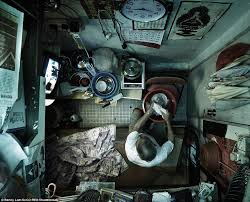 hong kong tiny apartments pictures reveal tiny hong kong coffin homes daily mail online