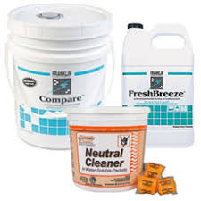 floor care cleaning chemicals finishes strippers sealants odor