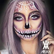 Awesome Scary Halloween Costumes 25 Unique Halloween Makeup Ideas Diy