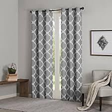 Alton Solid Grommet Window Curtain Panel Window Curtains U0026 Drapes Grommet Bed Bath U0026 Beyond
