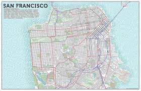 Map Of Union Square San Francisco by San Francisco Typography Map U2014 Hello Lucky