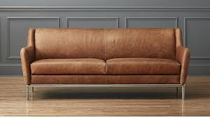 Tan Coloured Leather Sofas Alfred Cognac Leather Sofa Leather Sofas Living Rooms And Room