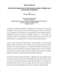 thesis abstract abstract of phd thesis in plant physiology