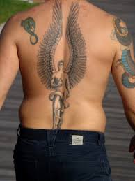 tons of beautiful angel tattoos tattoo me now