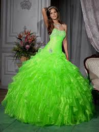 green quinceanera dresses neon green quinceanera dresses naf dresses
