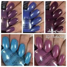 silver metallic nail polish mirror nails art ideas