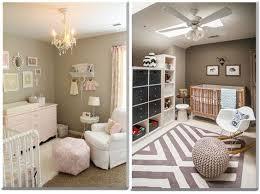 chambre bébé blanc et taupe chambre bebe taupe