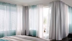 Ikea Panel Curtain Ideas Ikea Curtains Inspiration With Soft Touch Home Design And Interior