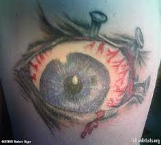eye tattoos and designs page 142