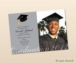 college graduation invitation high school graduation invitations templates high school