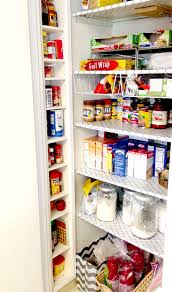 pantry storage ideas repurposing a cd tower into a pantry shelf