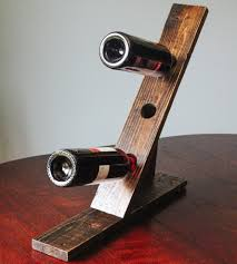 reclaimed wood table top wine rack features reclaimed wood fas
