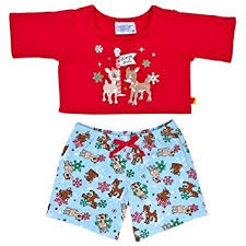 clothes for build a build a workshop rudolph the nosed reindeer