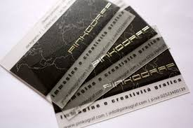 cool business architects cards translucent plastic for architect