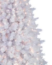 christmas tree with snow snow white artificial pine christmas tree treetopia