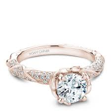 nature inspired engagement rings solitaire nature inspired engagement ring