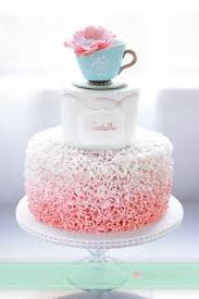 Shabby Chic Baby Shower Cakes by What I Did This Week And It Was A Lot Shabby Chic Baby