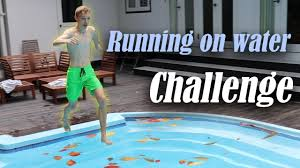 Challenge Water Wrong Running On Water Challenge Wrong