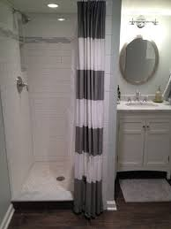 the finished basement basement bathroom thrifty decor and