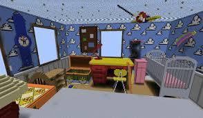 kids bedroom minecraft interior design