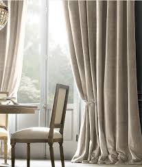 Wool Drapes Taupe Velvet Curtains Window Treatments Pinterest Taupe