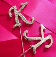 k cake topper cheap wedding cake topper monogram letters find wedding cake