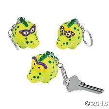 mardi gras alligator mardi gras alligator keychains trading discontinued