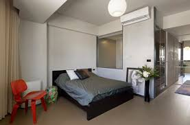 Famous Interior Designers Minimalist Bedroom Modern Two Flat Great Spot Ceiling Marvelous Contemporary