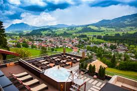 Kur Und Sporthotel Bad Hindelang 4 Sterne Hotel Tanneck In Fischen Im Allgäu Hotel Tanneck