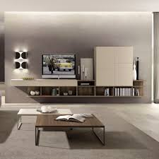 Unit Tv by Contemporary Tv Wall Unit Wooden Lacquered Wood Melamine