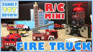 toy trucks fire trucks for kids rc mini fire truck revel