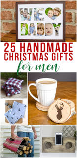 Handmade Gifts For Him Ideas - 25 handmade gifts for unoriginal