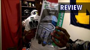 Flag Football Gloves Cutters Rev Pro Football Gloves Review Ep 153 Youtube