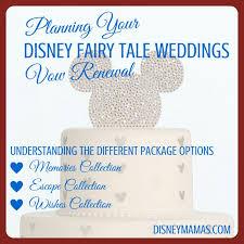 renew wedding vows disney mamas planning a disney tale weddings vow renewal
