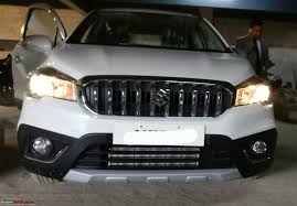 2016 suzuki s cross facelift leaked edit launched at rs 8 49